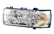Daf LF45 LF55 Headlight left LH 1743686 1699302 1641744 1442506